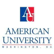 Logo for American University