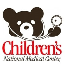 Logo for Children's National Medical Center